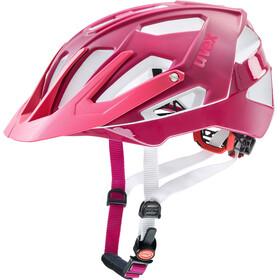 UVEX Quatro Cykelhjälm pink